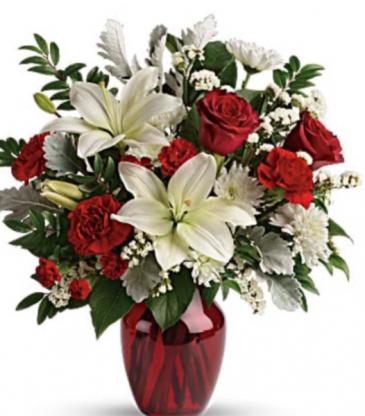 Love Blooms Vase