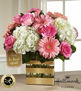 Love Bouquet by Hallmark  in Macon, GA | PETALS, FLOWERS & MORE