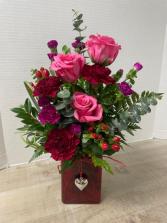 V100 - Love Bouquet Fresh
