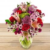 Love Bouquet Mixed Bouquet