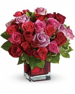 Love Bouquet  roses