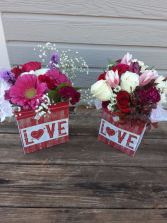 love box valentines day