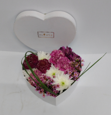 Love Boxed Arrangement