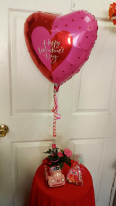 Love Bug arrangment Linda's Florist & Creations