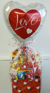 LOVE CANDY BASKET GIFTS