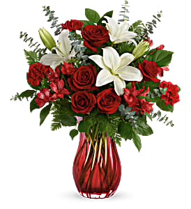 Love Conquers All Bouquet #2  in Fort Lauderdale, FL | ENCHANTMENT FLORIST