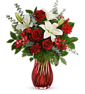 Love Conquers All Bouquet Teleflora