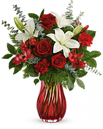 Love Conquers All Bouquet Valentine