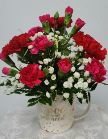 Love Cup Valentine