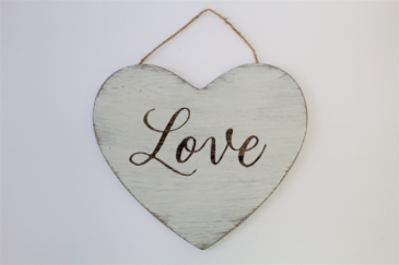 """""""Love"""" Decorative Sign Gifts & Décor"""