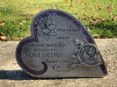 Love Deeply Sympathy Keepsake