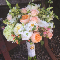 Love Eternal Bridal Bouquet