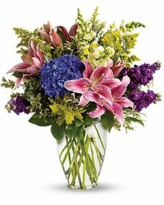 Love Everlasting  Flower Arrangement
