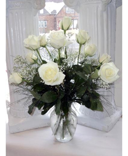 Love Everlasting vase arrangement