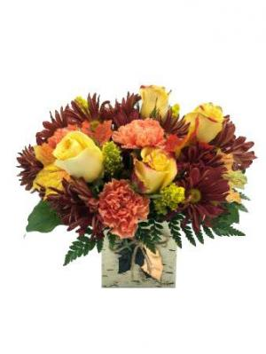 Love Fall  Flower Arrangement in Miami, FL | FLOWERTOPIA