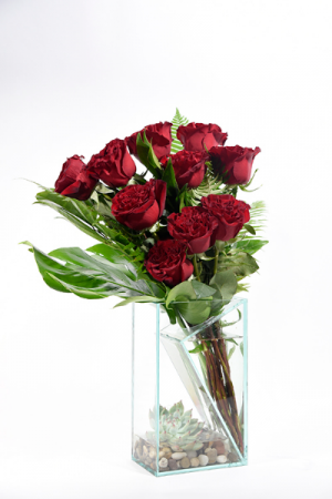 Love from the Heart Heart roses