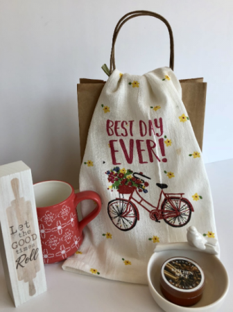 Love From the Kitchen Gift Basket