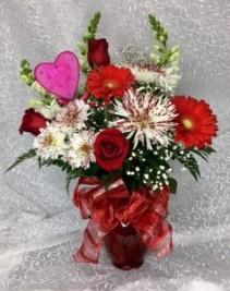Love & Glitter Valentine's Day