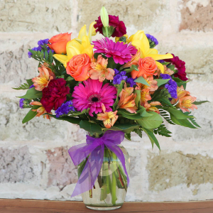 Love Grows Spring Mix in Corpus Christi, TX | Golden Petal Florist