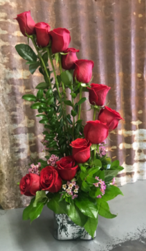LOVE HARP VALENTINES DAY
