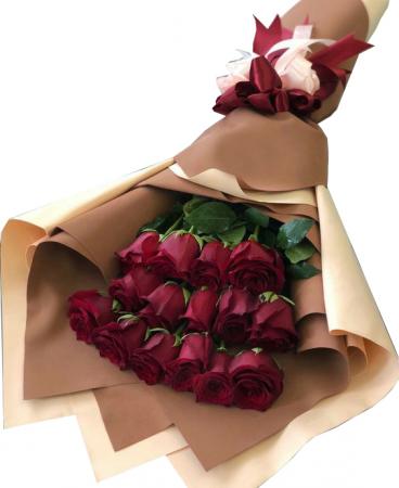 love in 15 rose