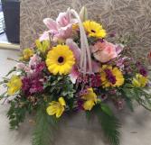 Love in Bloom All Around Arrangement