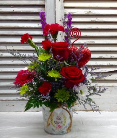 Love in Bloom Valentine