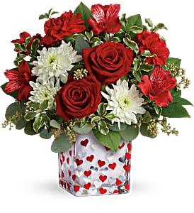 Love In Harmony Vase