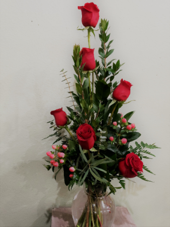 Love in the Air Roses Valentine