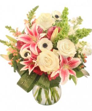 Love is Eternal Arrangement in Wakeeney, KS | Main St. Giftery & Floral