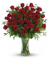 Love Is For Ever! Three Dozen Roses