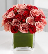 Love is Grand Spray-Rose Arrangement