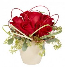 Love is in the Air Romantic Floral Design