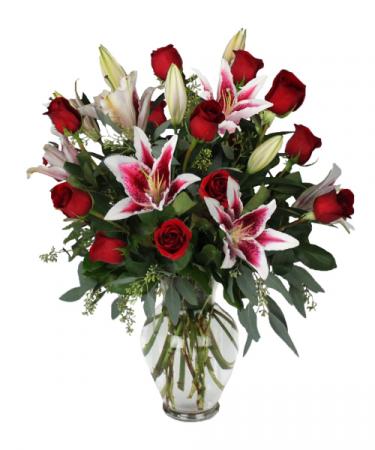 Anniversary Love! Roses