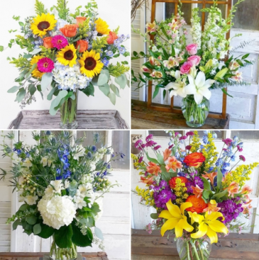Designer's Choice Grand Mixed Bouquet