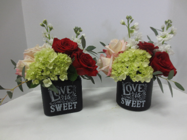 Love Is Sweet Signature Design