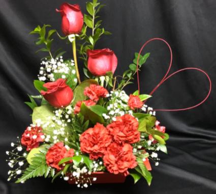 Love & Kisses Valentine's Day