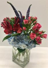 Love & Lace Floral Arrangement