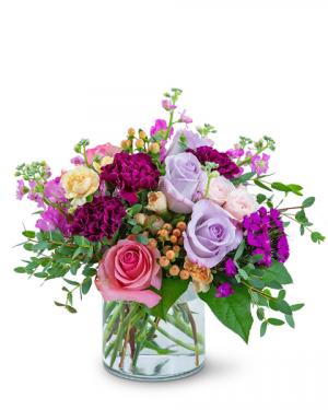 Love Language Flower Arrangement in Nevada, IA | Flower Bed
