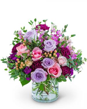 Love Letter Flower Arrangement in Nevada, IA | Flower Bed