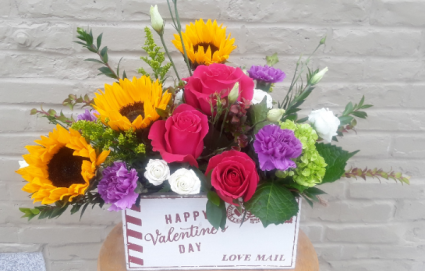 Love Letter Valentine's Day