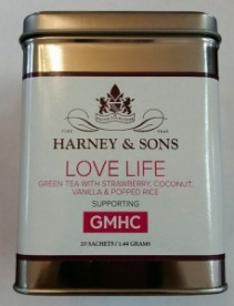 Love Life Tea Harney & Sons Tea
