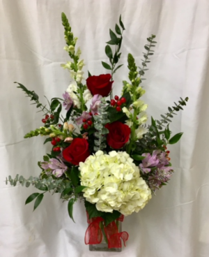 Love Me Lovingly Valentine's Day Premium Special in Broadway, VA | Evergreen & Victoria Floral
