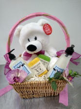 Love Me Please gift basket