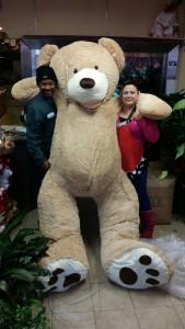 Love Me Tender 2 Stuffed Animals in Elizabeth, NJ | THE FLOWER PUFF