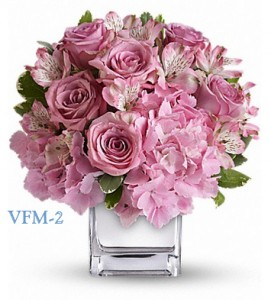 Love me Tender Floral Arrangement