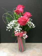 Love Me Tender Vase Arrangement