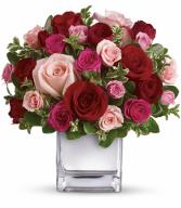 Love Medley Bouquet Fresh Arrangement