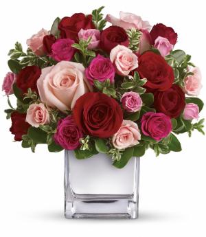 Love Medley Bouquet Fresh Arrangement in Rossville, GA | Ensign The Florist