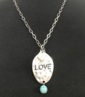 Love Necklace Necklace